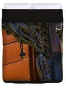 The Bell Duvet Cover