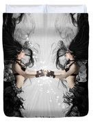The Bellydancers Duvet Cover