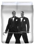 The Berry Brothers Dance Team Duvet Cover