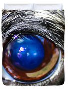 The Big Eye Duvet Cover