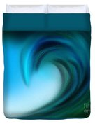The Big Wave Of Hawaii 3 Duvet Cover