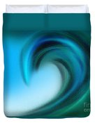 The Big Wave Of Hawaii 4 Duvet Cover
