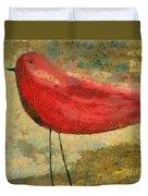 The Bird - K03b Duvet Cover