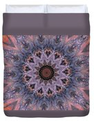 The Birth Of The Sun Duvet Cover