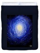 The Birth Of Universe Duvet Cover