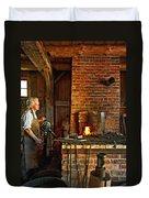 The Blacksmith Duvet Cover
