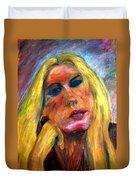 The Blonde 2 Duvet Cover