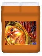 The Blonde 3 Duvet Cover