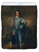 The Blue Boy, C.1770 Duvet Cover