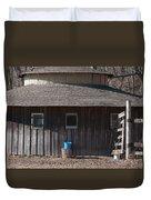 The Blue Bucket Duvet Cover