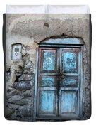 The Blue Door 1 Duvet Cover