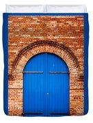 The Blue Door Duvet Cover