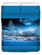 The Blue Hour Duvet Cover