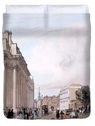 The Board Of Trade, Whitehall Duvet Cover