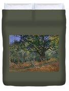 The Bodmer Oak Duvet Cover