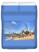 The Bottle Tree Duvet Cover