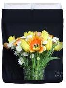 The Bouquet  Duvet Cover
