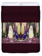 The Bouquet Unleashed 35 Duvet Cover