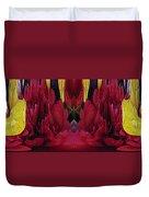 The Bouquet Unleashed 91 Duvet Cover