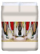 The Bouquet Unleashed 92 Duvet Cover