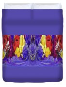 The Bouquet Unleashed 98 Duvet Cover