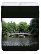 The Bow Bridge Duvet Cover