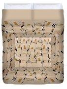 The Box Room Duvet Cover