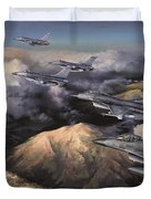 The Boys From Richmond Duvet Cover