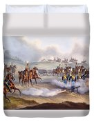 The British Royal Horse Artillery - Duvet Cover