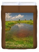 The Brittany Countryside Duvet Cover