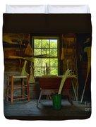 The Broom Room Duvet Cover