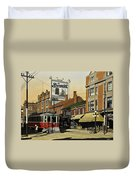 The Brunswick 1916 Duvet Cover