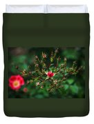 The Bud's For You Duvet Cover