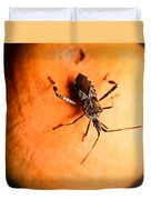 The Bug Duvet Cover