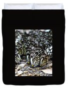 The Butterfly Gathering 2 Duvet Cover