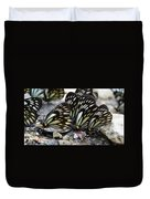 The Butterfly Gathering Duvet Cover
