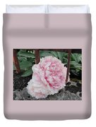The Buxom Cabbage Rose Duvet Cover