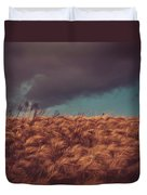 The Calm In The Storm Duvet Cover