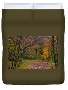 The Camp Drive Duvet Cover