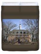 The Capitol Duvet Cover