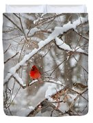 The Cardinal Rules Duvet Cover