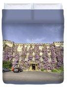 The Castle Hotel  Duvet Cover