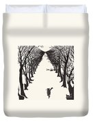 The Cat That Walked By Himself Duvet Cover