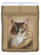 The Cat Duvet Cover