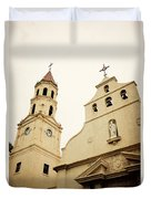 The Cathedral Basilica Duvet Cover