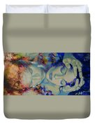 The Celestial Consonance Duvet Cover