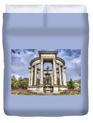 The Cenotaph Cardiff Duvet Cover