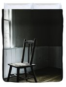 The Chair By The Window II Duvet Cover
