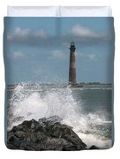 The Changing Tides Duvet Cover