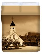 The Chapel At The Supes  Duvet Cover